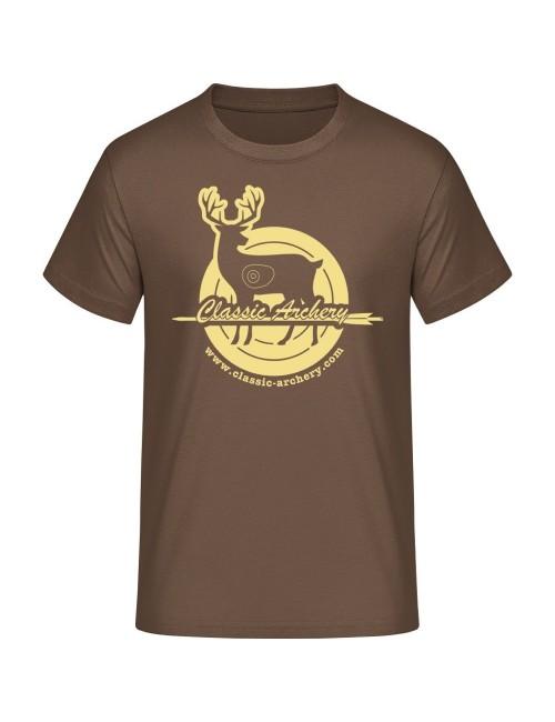 """Herren T-Shirt """"Hirsch"""""""