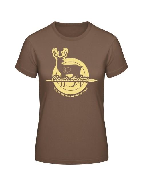 """Damen T-Shirt """"Hirsch"""""""